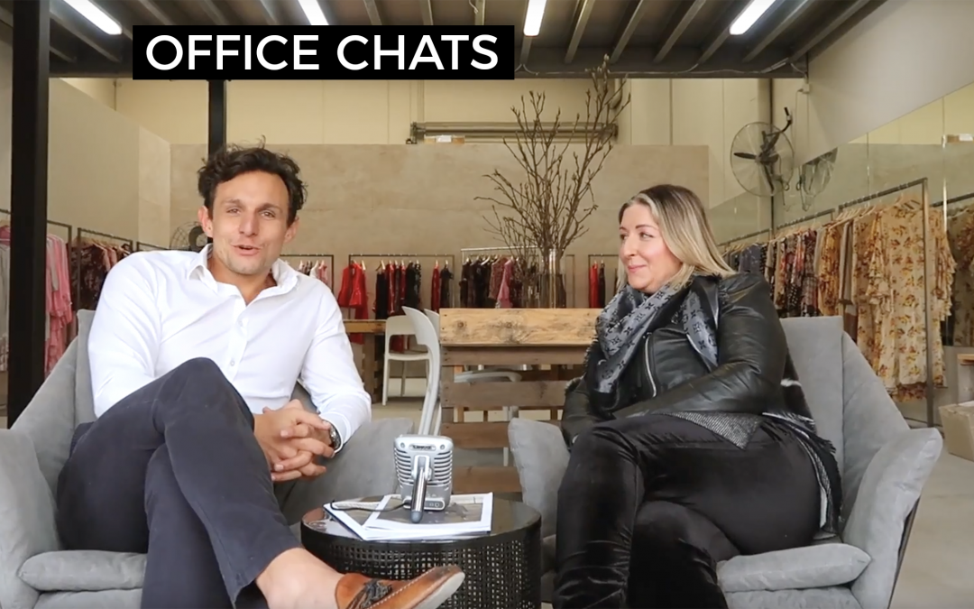 Office chats with Luke Matias & Madonna Melrose